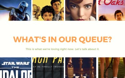 What's in the Queue? December Edition