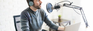 seven tips for podcast guest checklist
